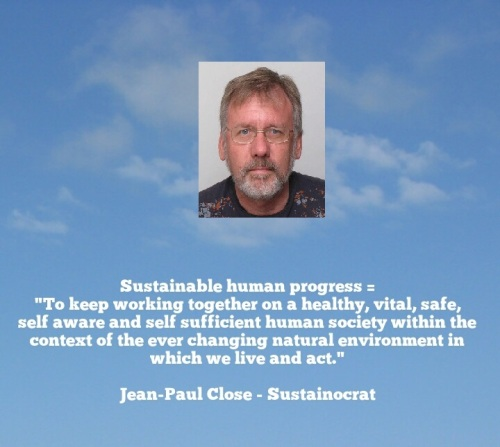 Sustainable human progress