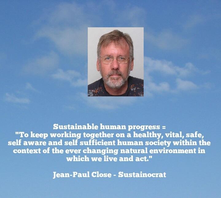 Sustainable human progress
