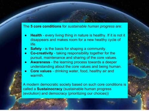 5 core conditions
